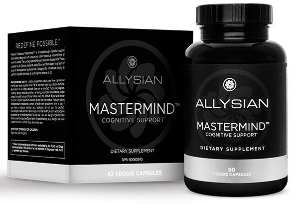 MASTERMIND™ - Allysian Sciences - REDEFINE POSSIBLE ™